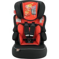 Cadeira Para Auto Disney Beline Sp Carros Vermelho