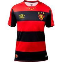 Camisa Umbro Sport Recife Oficial I 2019 Masculina - Masculino