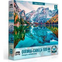 Quebra-Cabeça Alpes Italianos 500 Peças - Toyster - Kanui