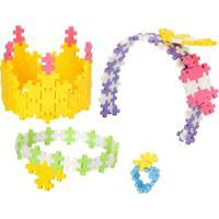 Blocos De Montar - Plus-Plus Bracelet Mini Pastel 170 Peças