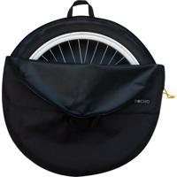 Bolsa Mala Capa Bag Roda Bicicleta Pocho Aro 26 Mtb Speed Preta