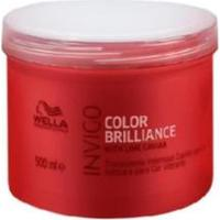Máscara Wella Collor Brilliance Invigo 500Ml - Unissex-Incolor