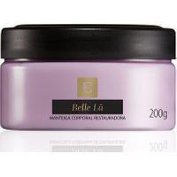Manteiga Hidratante Desodorante Corporal Belle Lã 200G