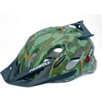 Capacete P/ Ciclista Prowell X9