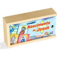 Dominó Nascimento De Jesus Carlu Brinquedos Colorido