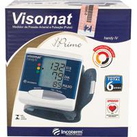 Aparelho De Pressão Incoterm Automático Pulso Visomat Handy Iv Linha Prime