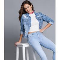 Calça Skinny Riviera Elastic Jeans - Lez A Lez