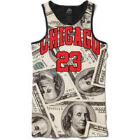 Camiseta Bsc Regata Chicago Dollar Full Print - Masculino