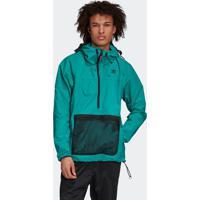Blusão E Jaqueta Adidas Wb Karkaj Verde