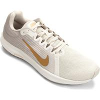 017c4e0f04 ... Tênis Nike Wmns Downshifter 8 Feminino - Feminino-Cinza+Dourado