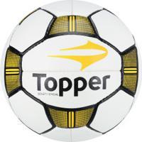 Bola Society Topper Maestro Ii - Branco Amarelo 1a58bcf08d708