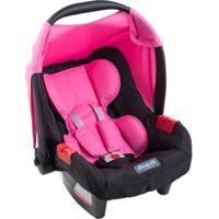 Bebê Conforto De 0 À 13 Kg - Touring Evolution Se - Burigotto - Feminino-Rosa