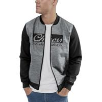 Jaqueta Chess Clothing Bomber Cinza