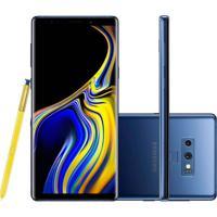 Usado Smartphone Samsung Galaxy Note 9 N9600 128Gb Azul (Muito Bom)