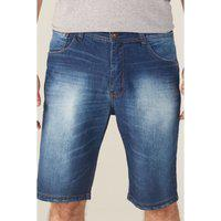 Bermuda Hd Jeans Azul