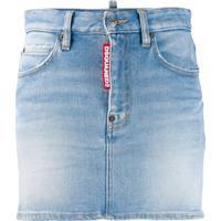 Dsquared2 Minissaia Jeans - Azul