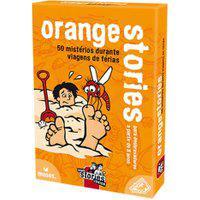 Jogo De Tabuleiro - Orange Stories - Galápagos