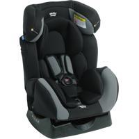 Cadeira Para Auto Young Air Preta/Cinza
