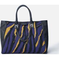 Shopping Bag Tricot Namíbia Est Zeb Tuna - U