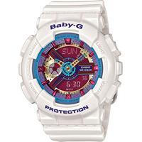 Relógio Feminino Baby-G Analógico Digital Ba-112-7Adr
