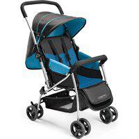 Carrinho De Bebê Berço Flip Azul Bb503 Multikids Baby