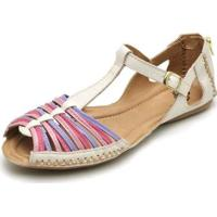 Tamanco Top Franca Shoes Babuche Feminina - Feminino