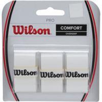 Overgrip Wilson Pro Br - Branco
