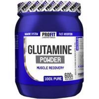 Glutamine Powder 600Gr - Profit - Unissex