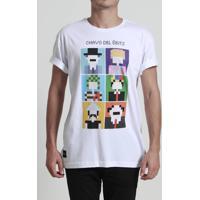 Camiseta El Chavo Del 8Bit