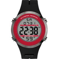 Relógio Scuderia Ferrari Masculino Borracha Preta - 830371