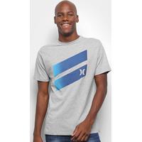 Camiseta Hurley Icon Shash Gradient Masculina - Masculino