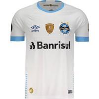 Camisa Umbro Grêmio Ii 2018 Libertadores