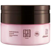 Egeo Creme Hidratante Desodorante Corporal Suflê Choc 250G