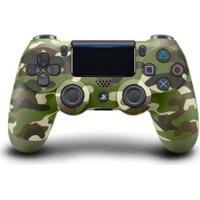 Controle Sem Fio Para Playstation 4 Sony - Unissex