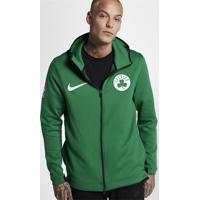Jaqueta Nike Boston Celtics Therma Flex Showtime Masculina