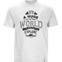 Camiseta Explorer Masc - Conquista