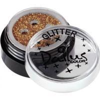 Sombra Glitter Dailus Color Midas - Unissex-Incolor