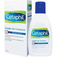 Cetaphil Loção De Limpeza Galderma 120Ml