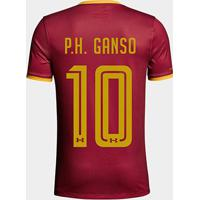 Camisa Fluminense Iii 17/18 P.H. Ganso Nº 10 - Torcedor Under Armour Masculina - Masculino