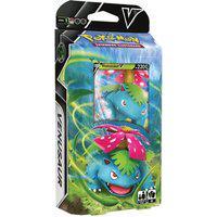 Baralho De Batalha Pokémon Venunsaur V - Copag