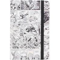 Caderno De Anotação Histórias Em Quadrinhos Preto E Branco