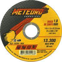 "Disco Corte Ferro Norton Meteoro 4.1/2"" - 66252838418"