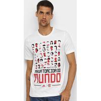 Camiseta Adidas Flamengo Gráfica Iii Masculina - Masculino