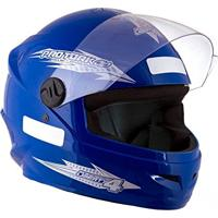 Capacete New Liberty 4 Four Azul