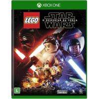Jogo Lego Star Wars: O Despertar Da Força - Xbox One - Unissex