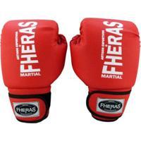 2e64d71b6 Netshoes  Luva Boxe Muay Thai Fheras New Trade - Unissex
