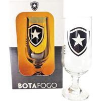 Taça De Cerveja Do Botafogo 300 Ml Em Caixa Personalizada - Unissex