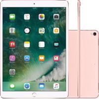 "Tablet Apple Ipad Pro 10.5"" Wi-Fi 256Gb Ouro Rosa Mpf22"