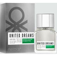 Perfume Masculino United Dreams Aim High Benetton - Eau De Toilette 60Ml