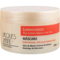 Máscara Jacques Janine Luminosidade 240G - Unissex-Incolor